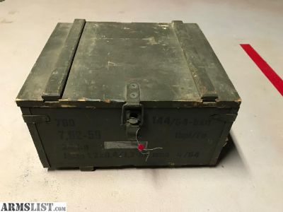 For Sale: 7.62x54r ammo
