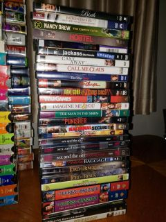 29 DVDS- will not sell separate.