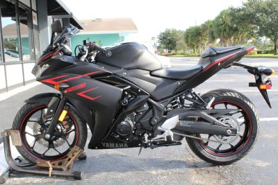 2017 Yamaha YZF-R3 ABS SuperSport Motorcycles Lake Park, FL