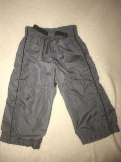 Healthtex brand size 12 month warm lined bottoms