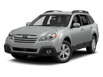 2014 Subaru Outback 2.5i Limited (Carbide Gray Metallic)