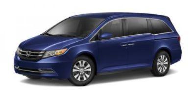 2015 Honda Odyssey EX (Blue)