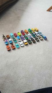 30 Matchbox Cars and Trucks Collection