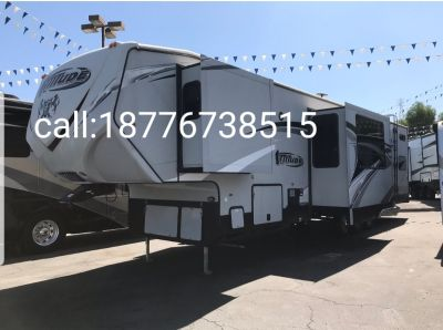 2016 Eclipse Recreational Vehicles ATTITUDE 33G2S