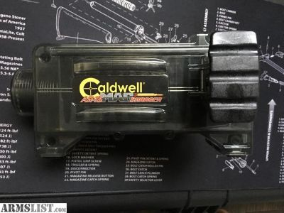 For Sale: Caldwell AR Mag Charger AR-15 Magazine Loader