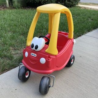 Cozy Coupe Ride In Car