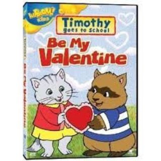Timothy Goes to School DVD