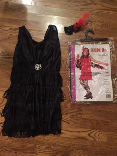 Roaring 20s flapper costume. Size 8-10. Meet or ppu in Gallatin.