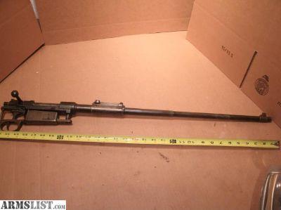 For Sale: K98 Buddist Mauser hardward W Bolt