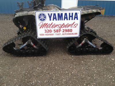 2012 Yamaha GRIZZLY 700 CAMO EPS Utility ATVs Hutchinson, MN