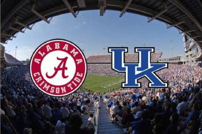 Kentucky Wildcats Mens Basketball vs. Alabama Crimson Tide - tixtm.com