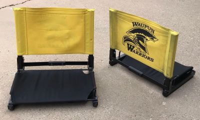 Warrior stadium seats
