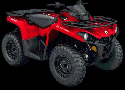 2018 Can-Am Outlander 570 Utility ATVs Eugene, OR