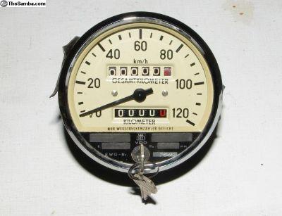 NOS VDO Taxi Meter/Speedometer Rometsch Barndoor