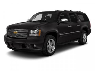 2014 Chevrolet Suburban LT 1500 (Summit White)