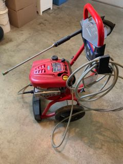 Troy-Bilt Pressure power washer