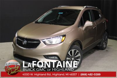 2018 Buick Encore Convenience (Coppertino Metallic)