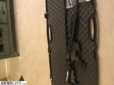 For Sale/Trade: Stag Arms Factory AR15 Model 3