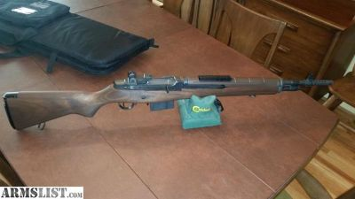 For Sale: springfield m1a scout squad