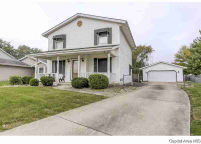 2851 York Rd Springfield, Spacious Three BR, 2 1/Two BA home
