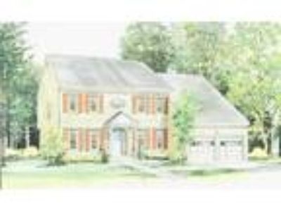 The Belair by K&P Builders: Plan to be Built