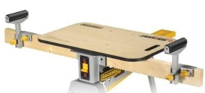Rockwell Jawhorse With Miter Saw Table