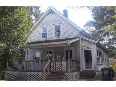 3 Bed 1 Bath Foreclosure Property in Bellingham, MA 02019 - Pearl St