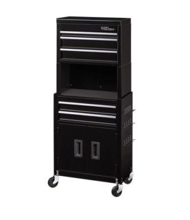 Hyper tough 20inch rolling tool chest 5drawer