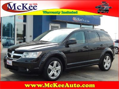 2010 Dodge Journey SXT (Brilliant Black Crystal Pearl Coat)