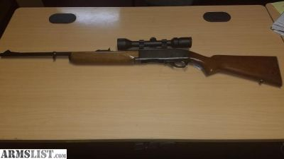 For Sale: Remington Woodsmaster mod 740 cal 30-06