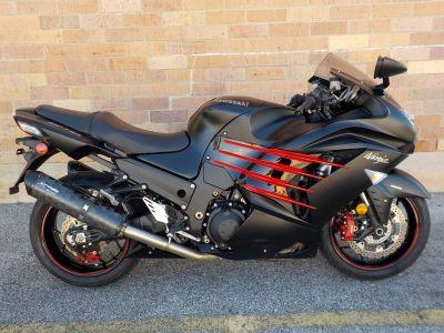 2014 Kawasaki Ninja ZX -14R ABS SuperSport Motorcycles San Antonio, TX