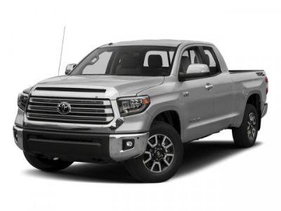 2018 Toyota Tundra Limited (BLACK)