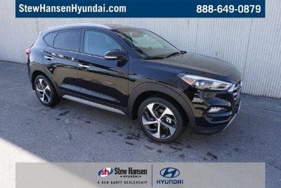 2018 Hyundai Tucson Limited (BLK NOIR PRL)