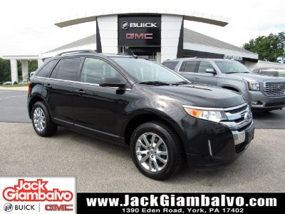 2013 Ford Edge Limited (Black)