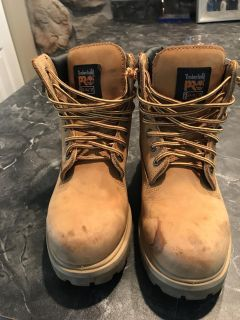 Used Timberland boots