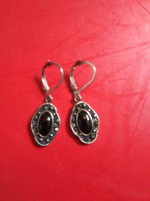 New stainless steel earrings