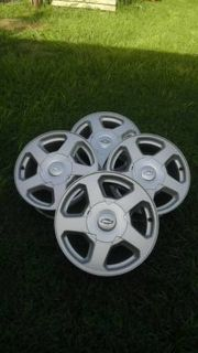 Chevy Wheels/Rims 16 Inch Stock Excellent Condition SIX (6) LUG /Dust Free/ Clean /(6 LUG )(SIX LUG)