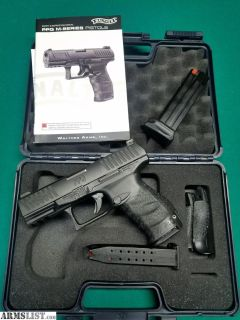 For Sale/Trade: Walther PPQ M2 9mm