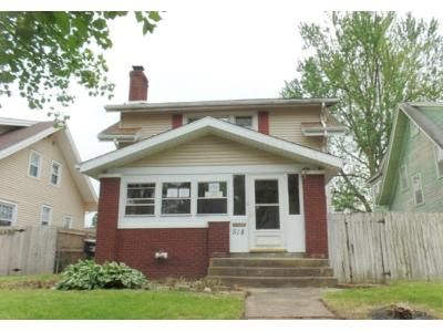 3 Bed 1 Bath Foreclosure Property in South Bend, IN 46614 - Altgeld St