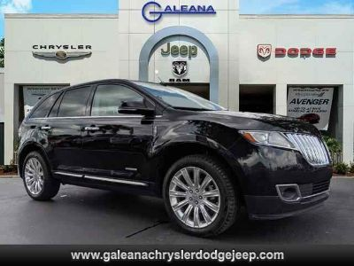 Used 2014 Lincoln MKX FWD 4dr