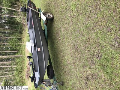 For Sale: Boat for guns