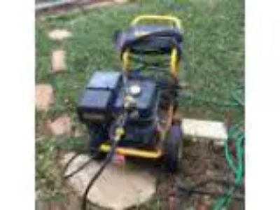 PSi Dewalt Pressure Washer With Cat Pump