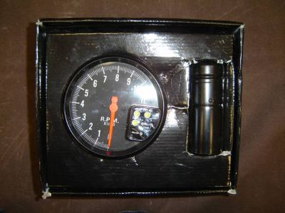 BRAND NEW 11,000 RRM TACH WITH SHIFT LIGHT AND RECALL