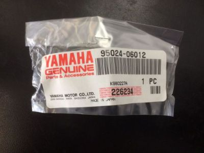 Purchase Yamaha Bolt Flange 95024-06012-00 motorcycle in Rancho Cucamonga, California, United States, for US $1.25