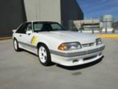 1989 Ford Mustang Saleen SSC