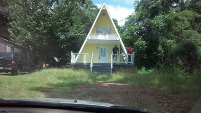 2 bed 1 bath A Frame home for rent