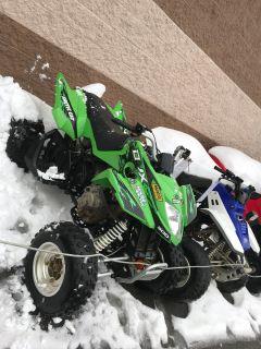 2015 Arctic Cat DVX 300 Sport ATVs Ebensburg, PA