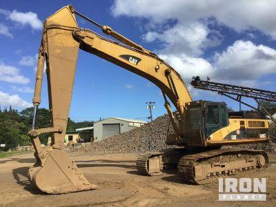 2006 Cat 345CL Track Excavator