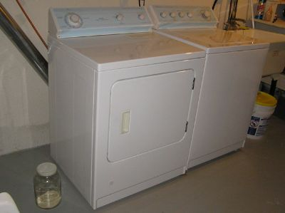 Washer/Dryer (Warrensburg)