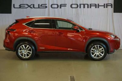 2016 Lexus NX 300h HYBRID AWD/4WD 4DR,1 OWNER TRADE,LE